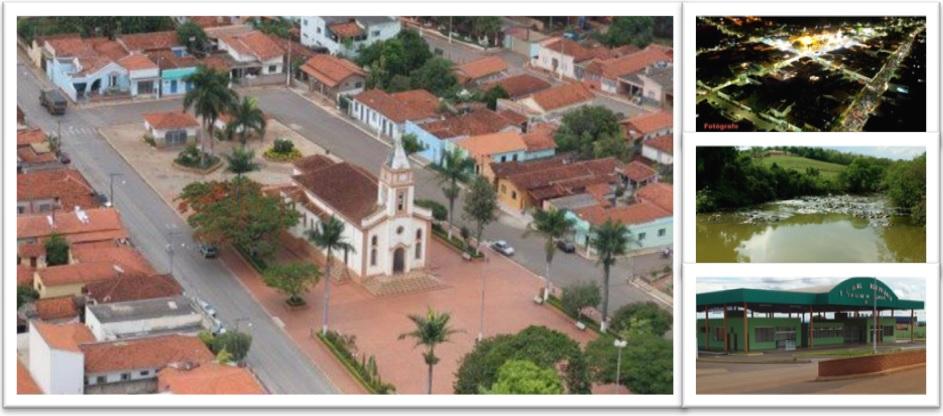Abadia dos Dourados Minas Gerais fonte: www.abadiadosdourados.mg.gov.br